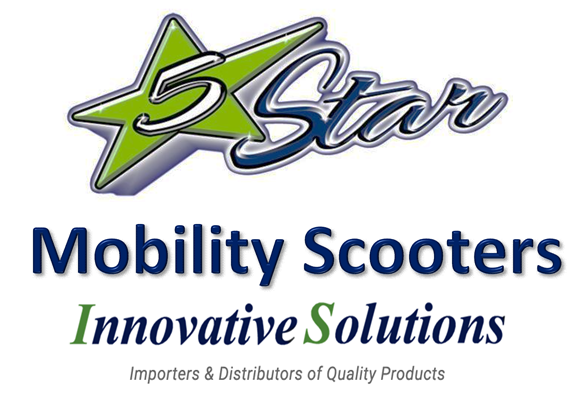 5 Star Mobility Scooters